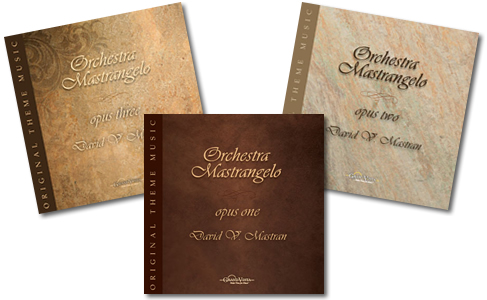 Orchestra Mastrangelo Opus 1 and 2